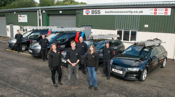 Bonthrone Security Services team